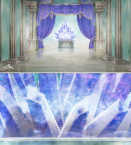 Neo Queen Serenity Crystal: Sailor Moon Crystal Review: Episode 19